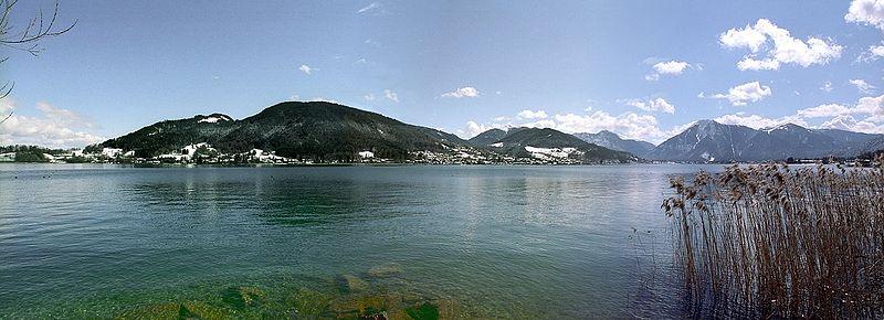 Отдых на озере тегернзее